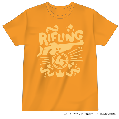 【イベント会場限定】ライフリング4 Tシャツ M/L/XL