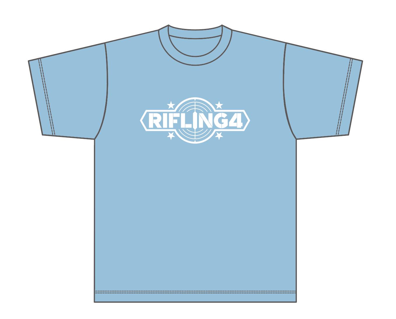 【イベント会場限定】ライフリング4 OP・ED主題歌 発売記念イベント Tシャツ M/L/XL